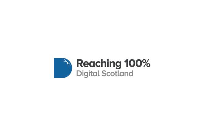 Reaching 100% - Digital Scotland